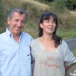 Jean Pierre et Sybille Gorin Frery