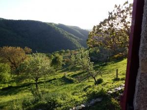 la vallée de l'Ouche