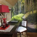 Chambres d'hôtes Conques, Les Grangettes, chambre du Ponant, chambre de charme, calme et authenticité en plein nature