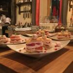 Les Grangettes dîner en table d'Hôtes dessert