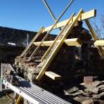 Rénovation du Sécadou Les Grangettes Conques
