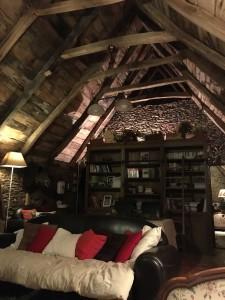bibliothèque des Grangettes