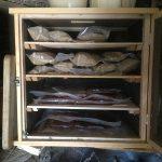 Les Grangettes chambres et table d'hôtes Conques Aveyron cave